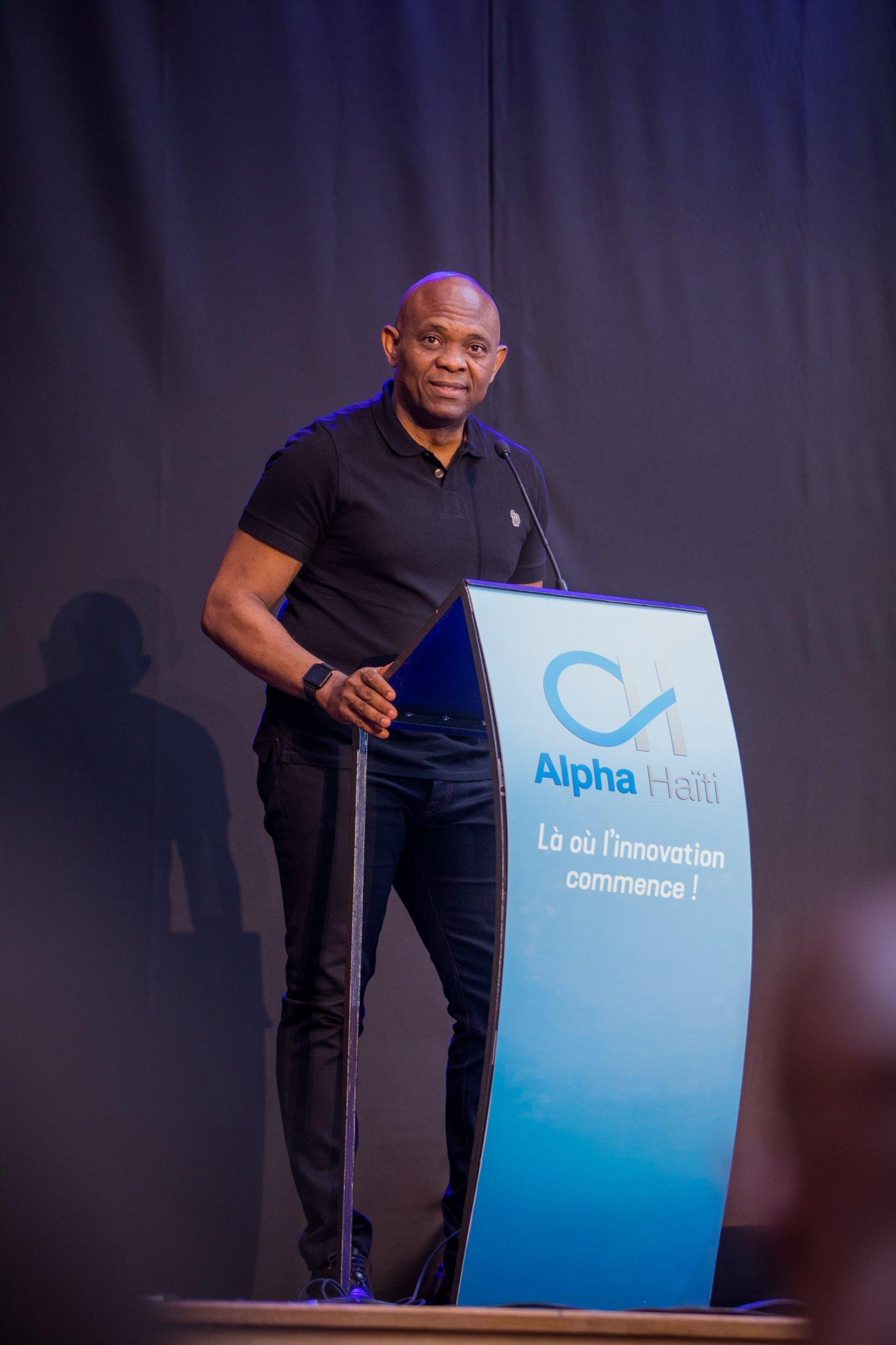 Alpha Haïti