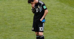 Argentine vs Islande